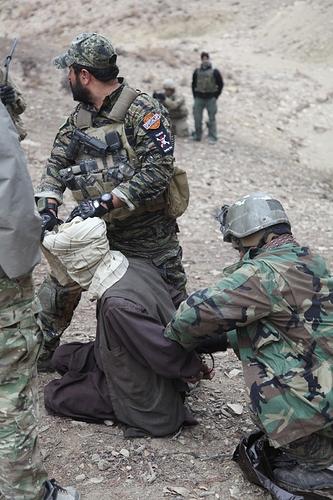 Afghan Local Police Commander