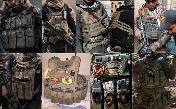 ISOF Vest (Front)