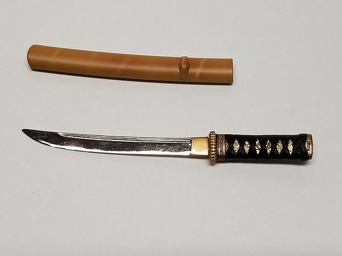 DAMTOYS Sakifuji Craig Samurai 59 s