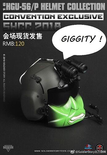 Quagmire Helmet