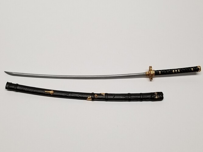 DAMTOYS Sakifuji Craig Samurai 55 s