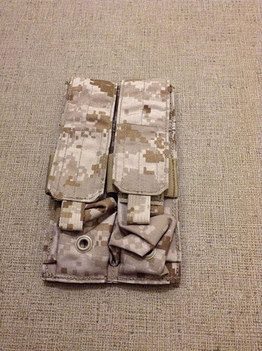 MP7 DOUBLE MAG POUCH