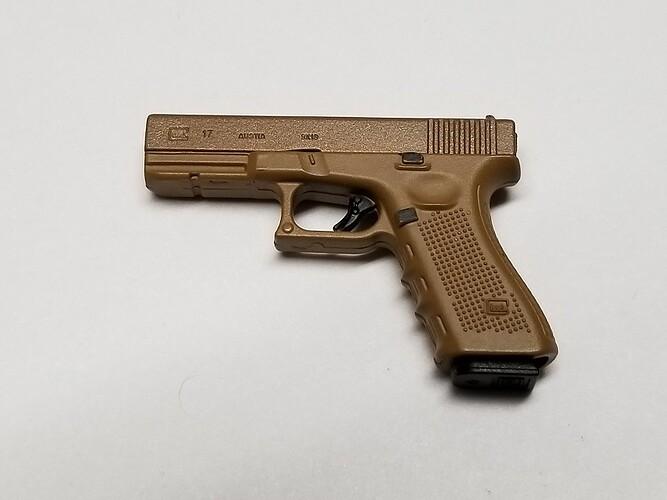 E&S Sniper XM2010 and Glock 14 s