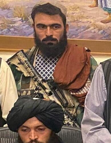 third Talib shooter