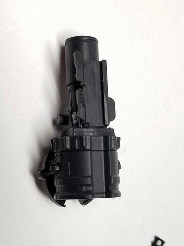 E&S Sniper XM2010 and Glock 9 s