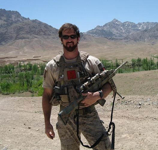 Red Squadron Mike Barker Hof