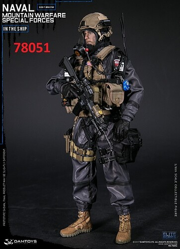 78051 - naval mountain special forces
