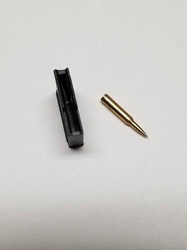 E&S Sniper XM2010 and Glock 11 s