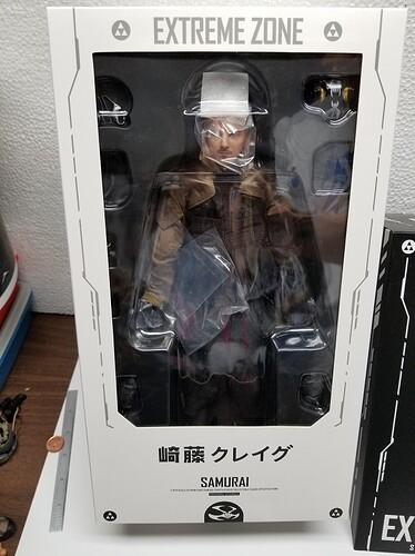 DAMTOYS Sakifuji Craig Samurai 2 s
