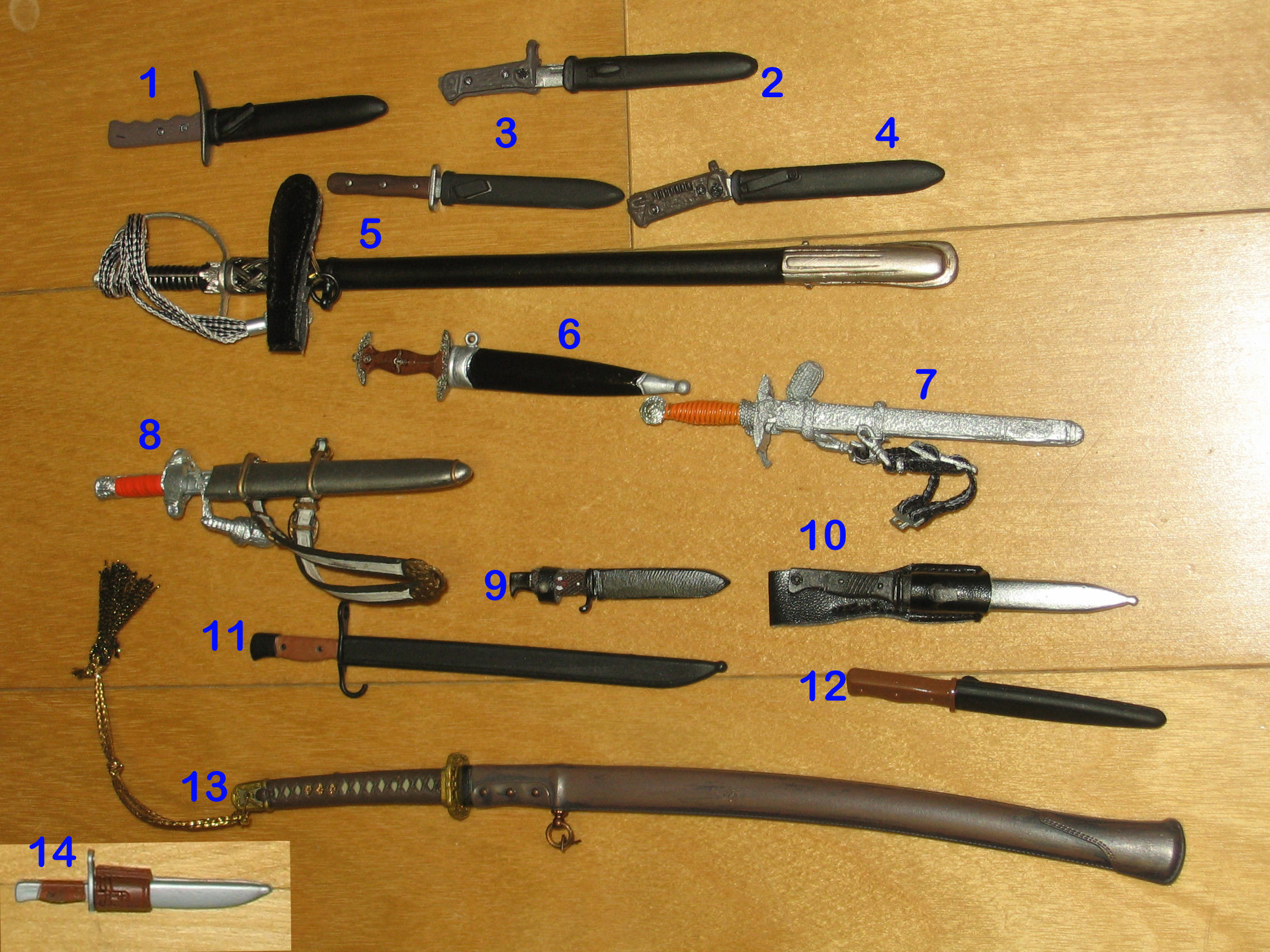 My Collection of WWII to Modern Weapons - General Discussion