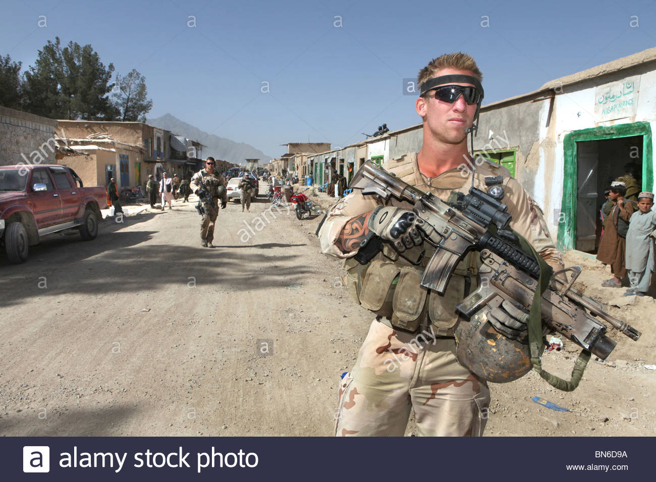 dutch-military-in-uruzgan-afghanistan-BN6D9A