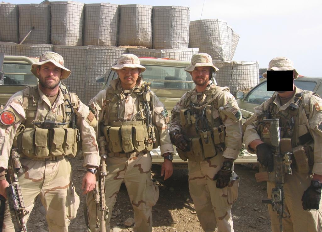 SEAL Team 10 & SDVT-1/2 in Afghanistan 2005 - Reference
